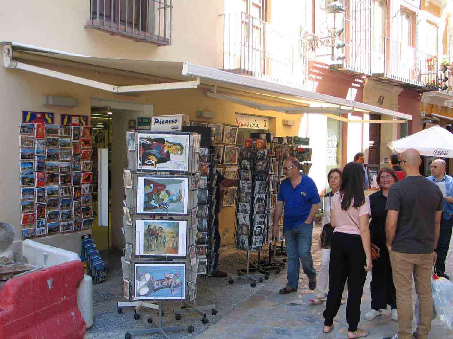 Tienda Souvenir Málaga