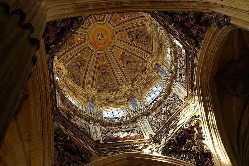Cimborrio Catedral Salamanca