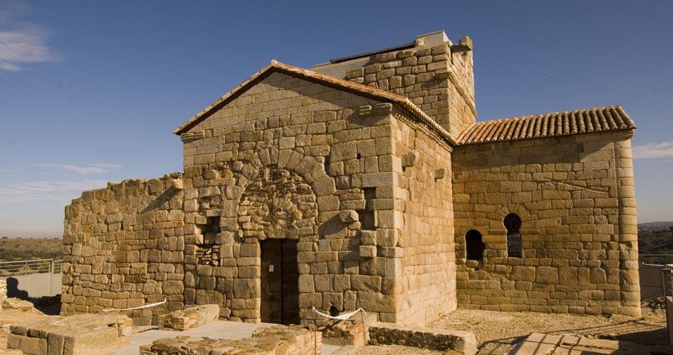 iglesia de santa maria de melque