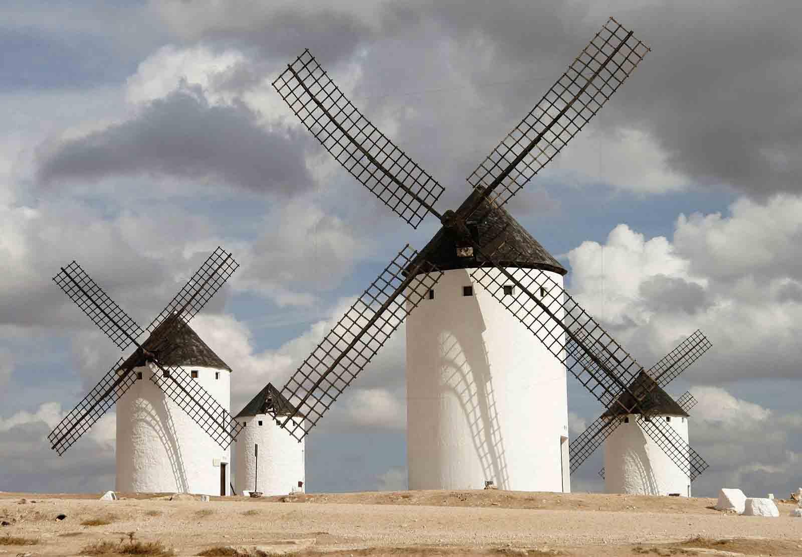 Ruta de Don Quijote_Molinos de Viento