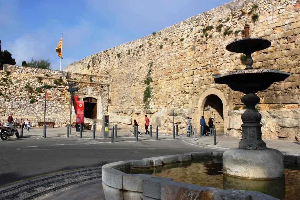 Muralla romana-Tarragona