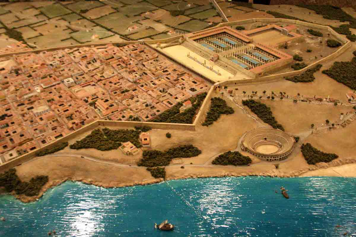 tarragona en la epoca romana