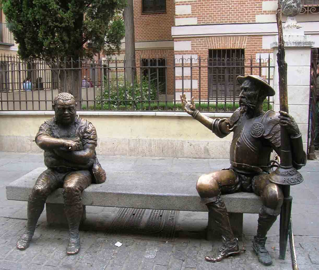 don quijote de la mancha - etapa 2