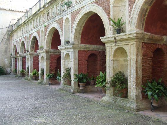 logia-del-palacio-castillo-del-fontanar-bornos