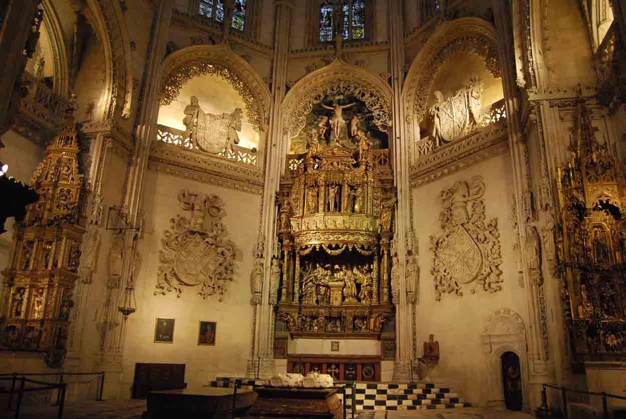Catedral-de-Burgos_capilla de los condestables