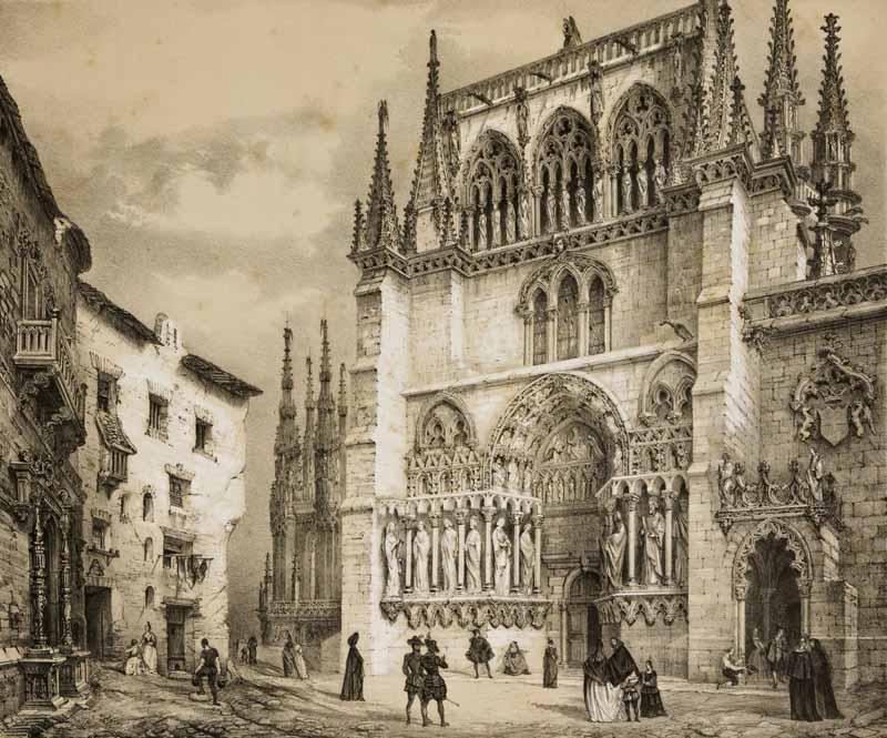 Historia de la Catedral-de-Burgos