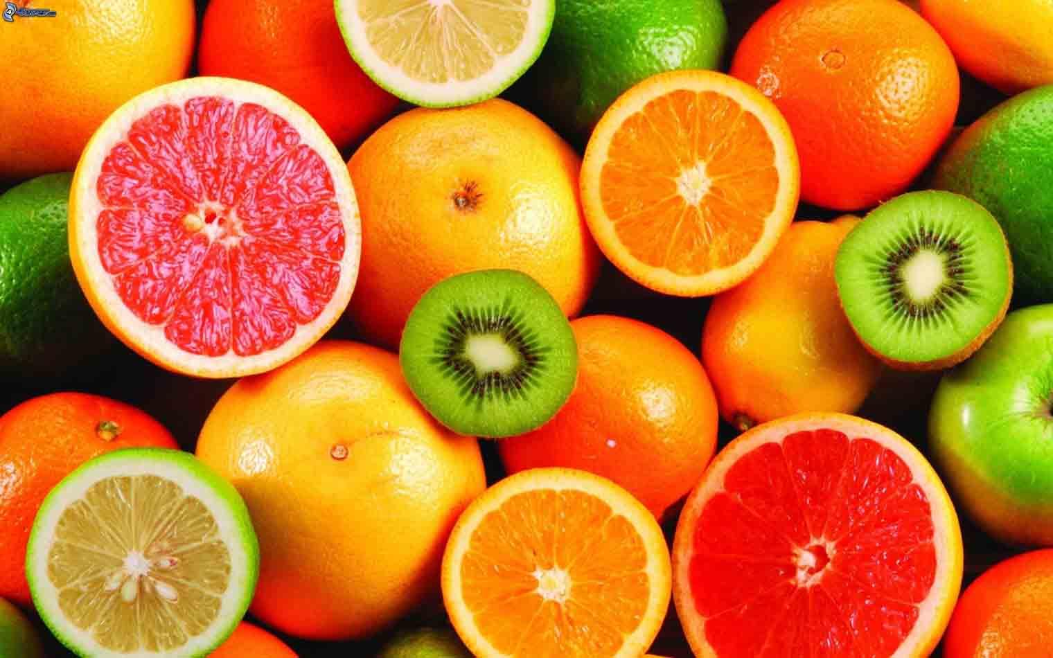 frutas para la sangria