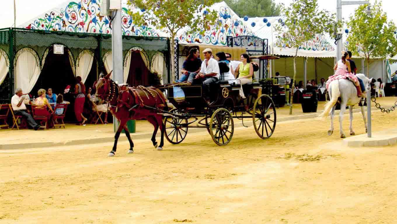 Feria del Ganado de San Mateo