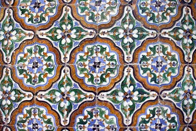 azulejos de arista
