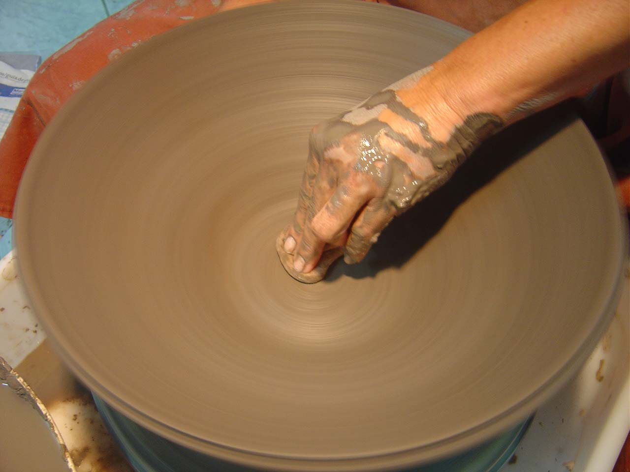 torno ceramica