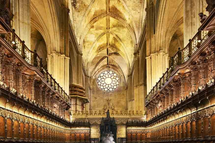 capilla real catedral sevilla