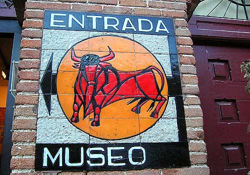 Museo taurino de madrid