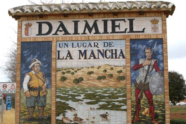 PUEBLO DE DAIMIEL
