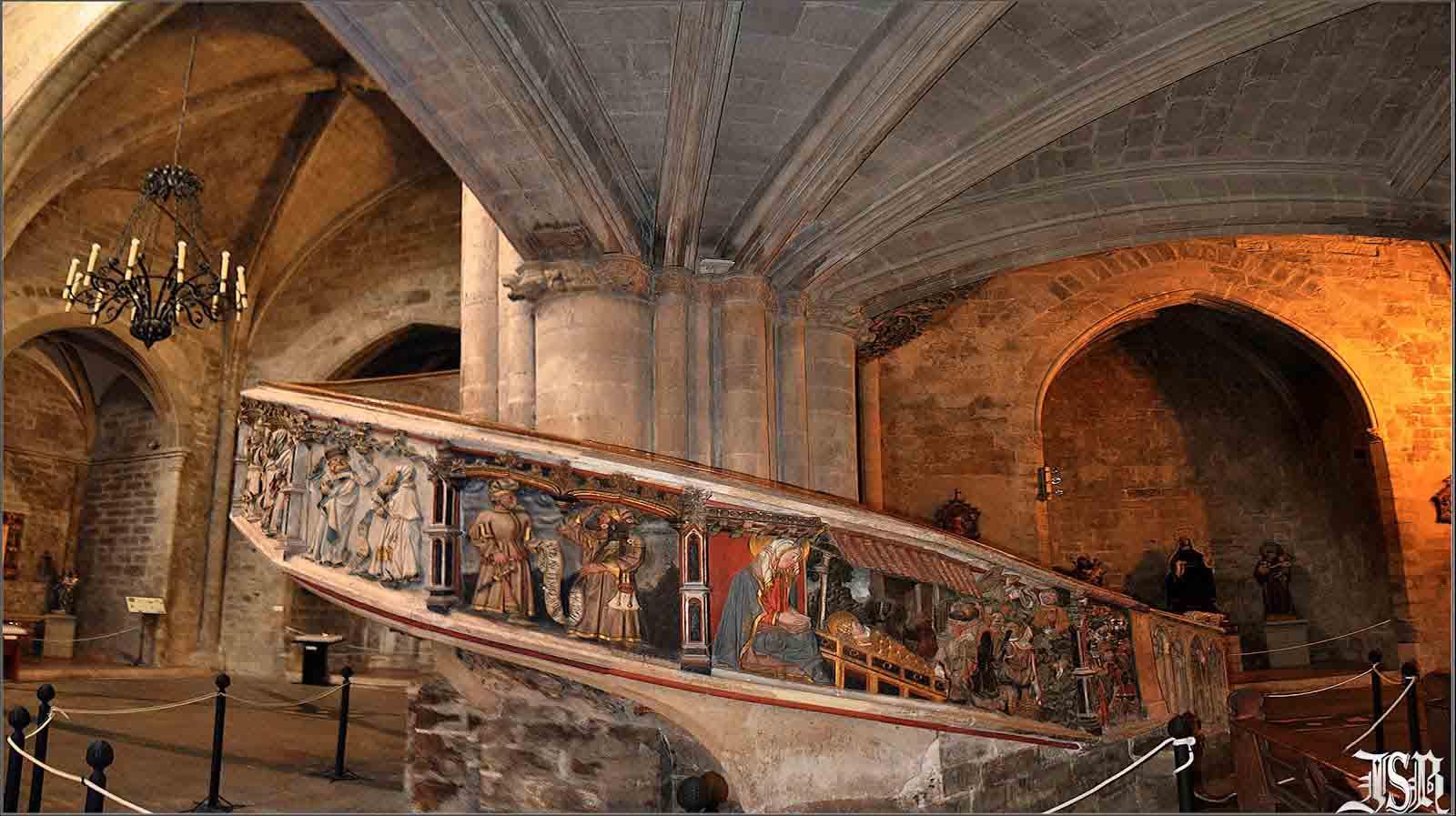 Basílica Arciprestal_escalera caracol