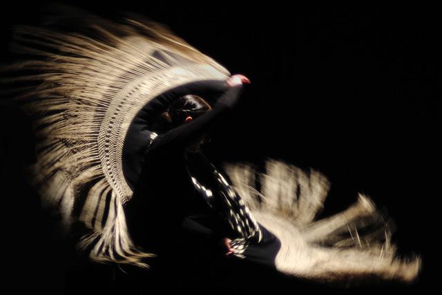 EL MANTON DE MANILA_flamenco