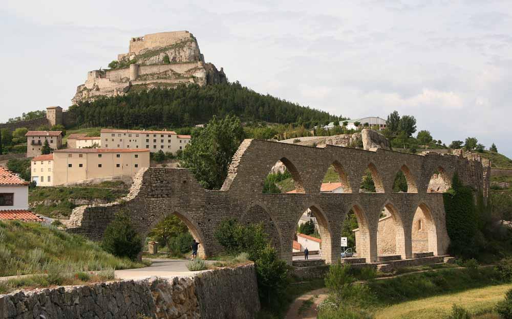 acueducto medieval de Santa Llúcia_MORELLA