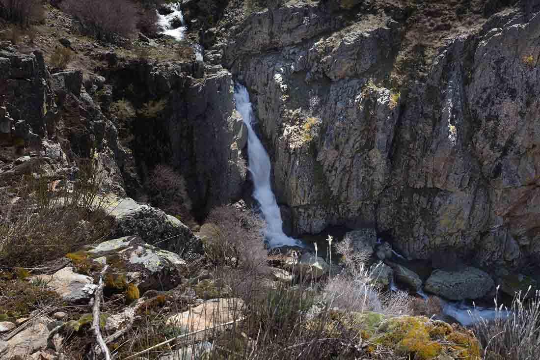 cascadas del purgatorio
