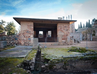 Merida-Teatro-Romano-Casa-Teatro