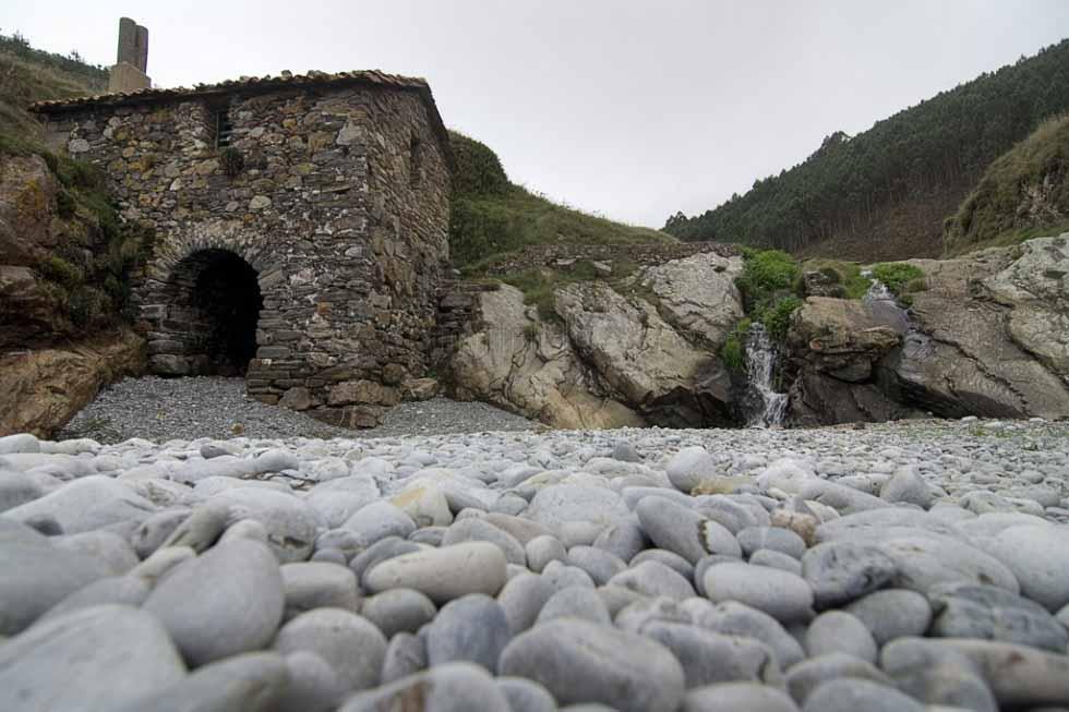Molinos del río Boumión