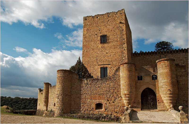 castillo-de-pedraza-torre-homenaje