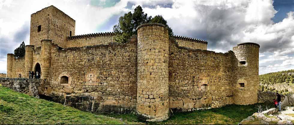 castillo-de-pedraza