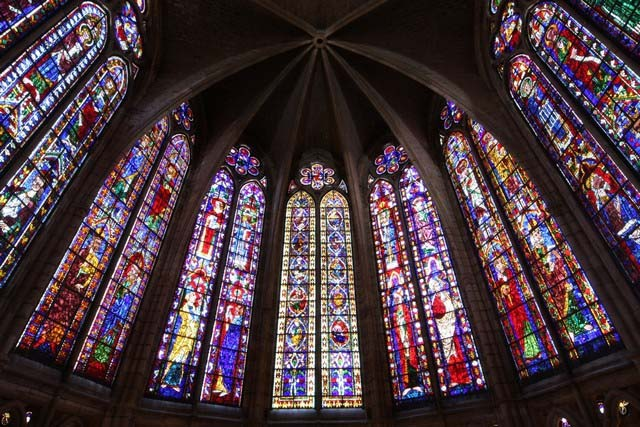 catedral-de-leon-vidrieras