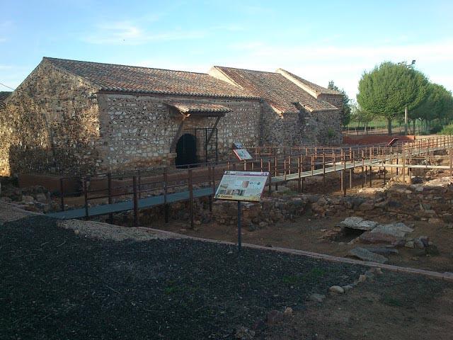 ermita de la Virgen de Zuqueca