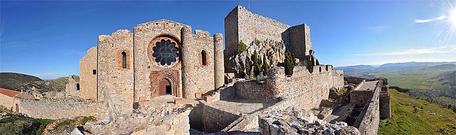 sacro_convento_castillo_Calatrava_la_Nueva