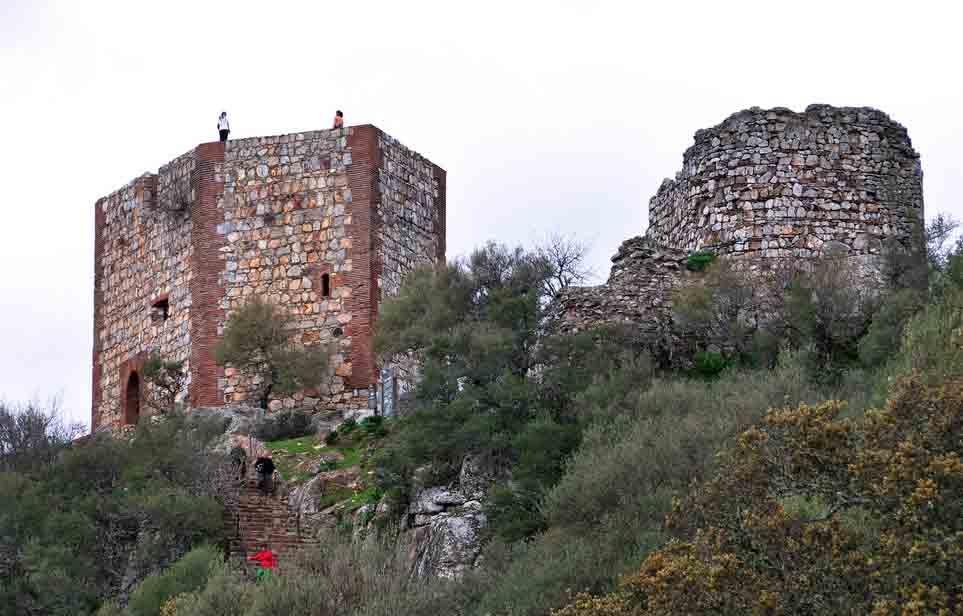Castillo-de-Monfragüe