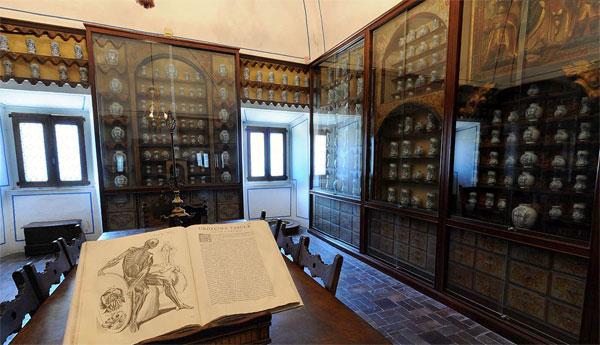 biblioteca-monasterio-de-santo-domingo-de-silos