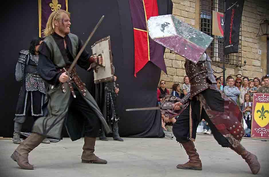 Feria Medieval de Peratallada