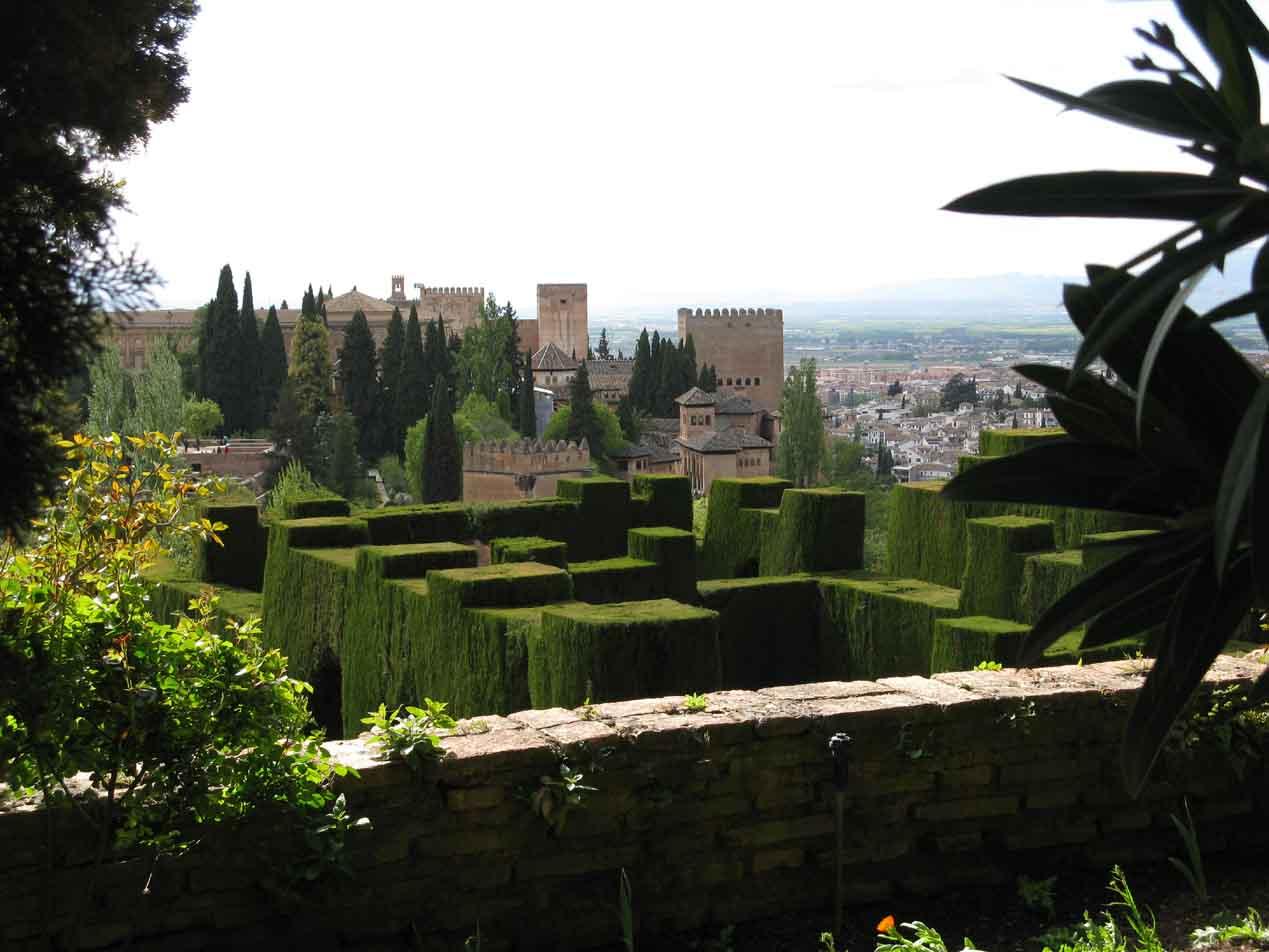 Generalife-Alhambra