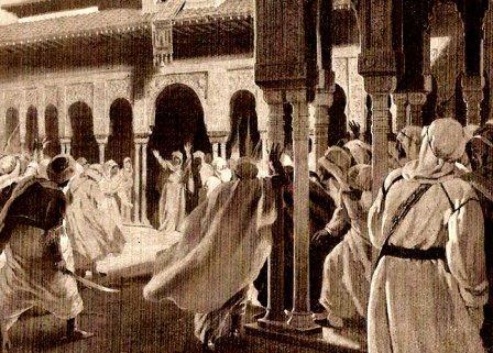 la-alhambra-de-granada-Boabdil_declara_guerra