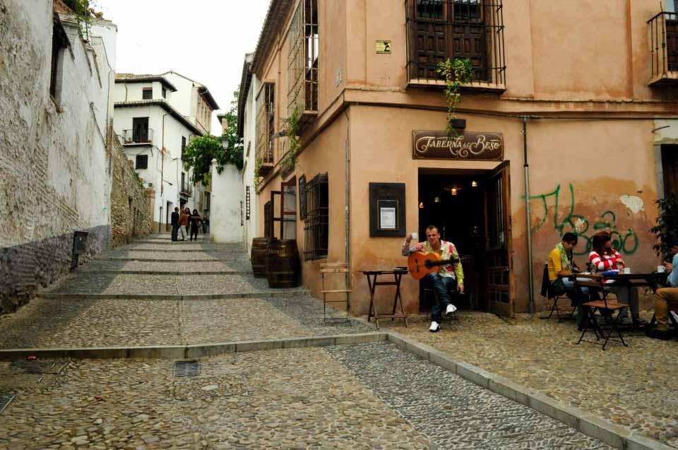 albaicin-calles