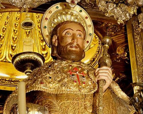 Catedral-Santiago-de-Compostela-apostol-santiago