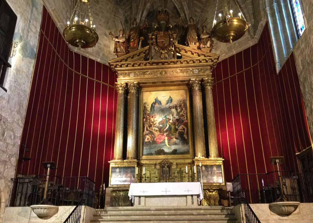monasterio-de-yuste-retablo-iglesia