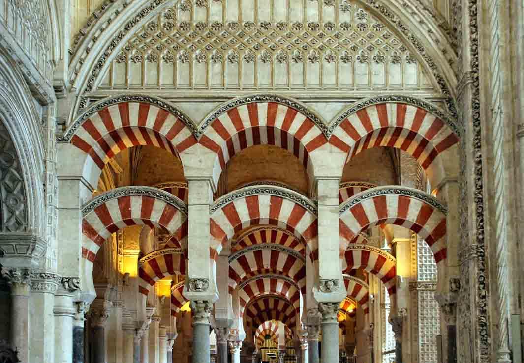Mezquita de c rdoba maravillas de espa a por sole for Inmobiliarias cordoba