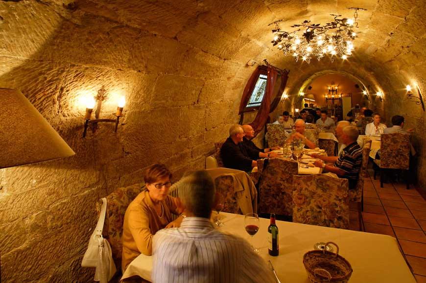 Restaurante Los CalaosSan Vicente de la Sonsierra, la Rioja