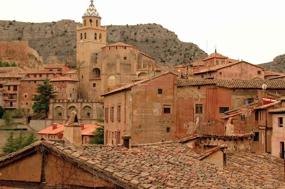 Albarracín-arquitectura