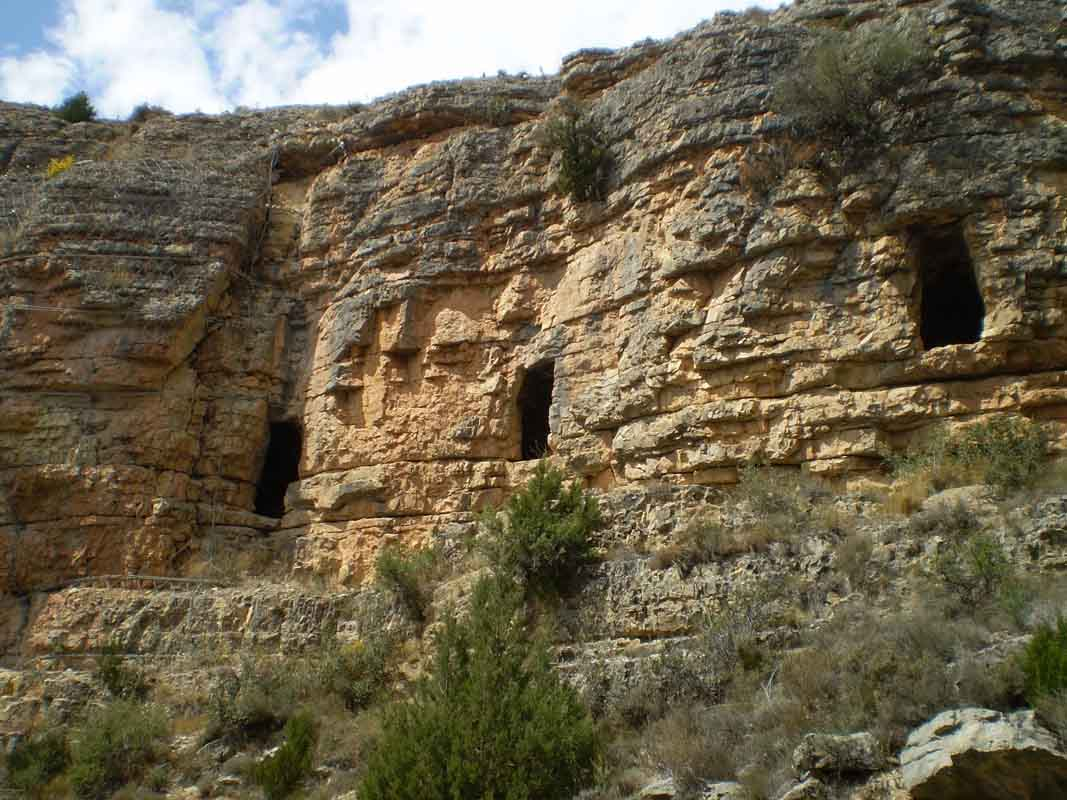 Albarracín-acueducto