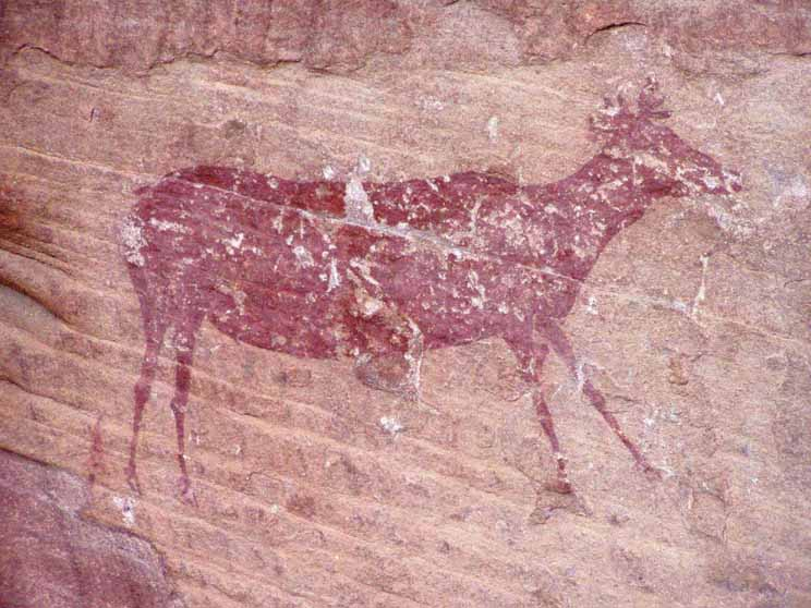 Albarracín-pintura-rupestre