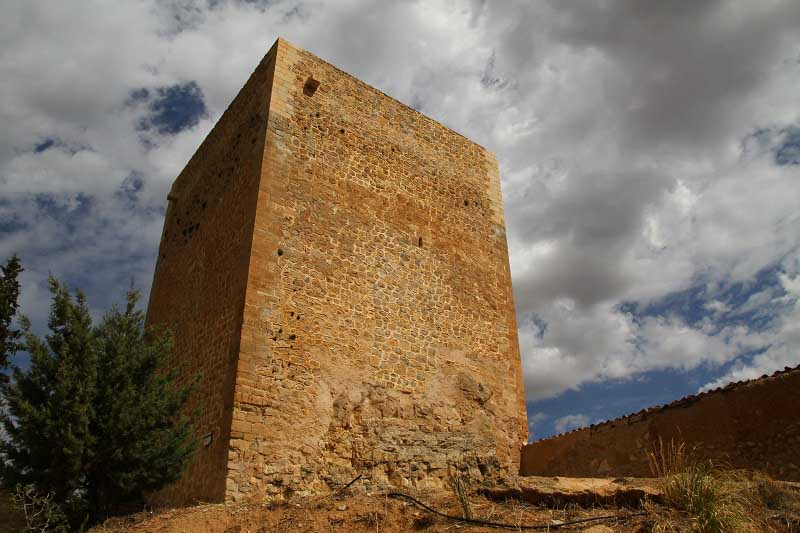 Albarracín-torre-blanca