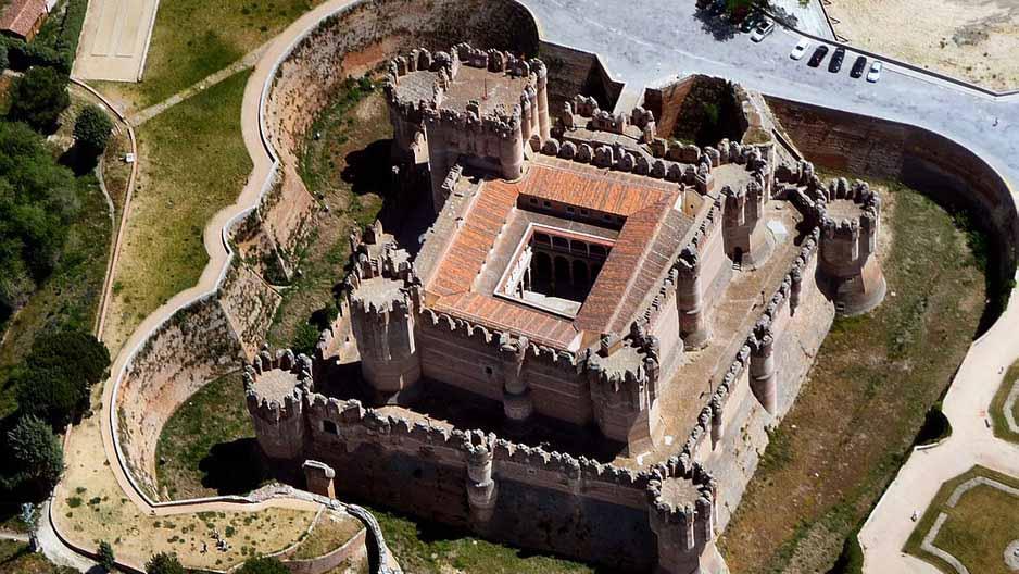 castillo-de-coca-vista-aerea