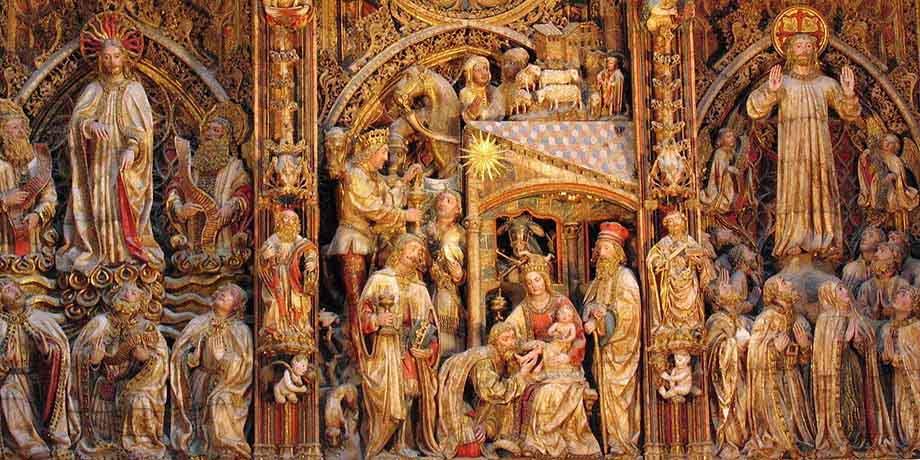catedral-san-salvador-zaragoza-Retablo-Mayor
