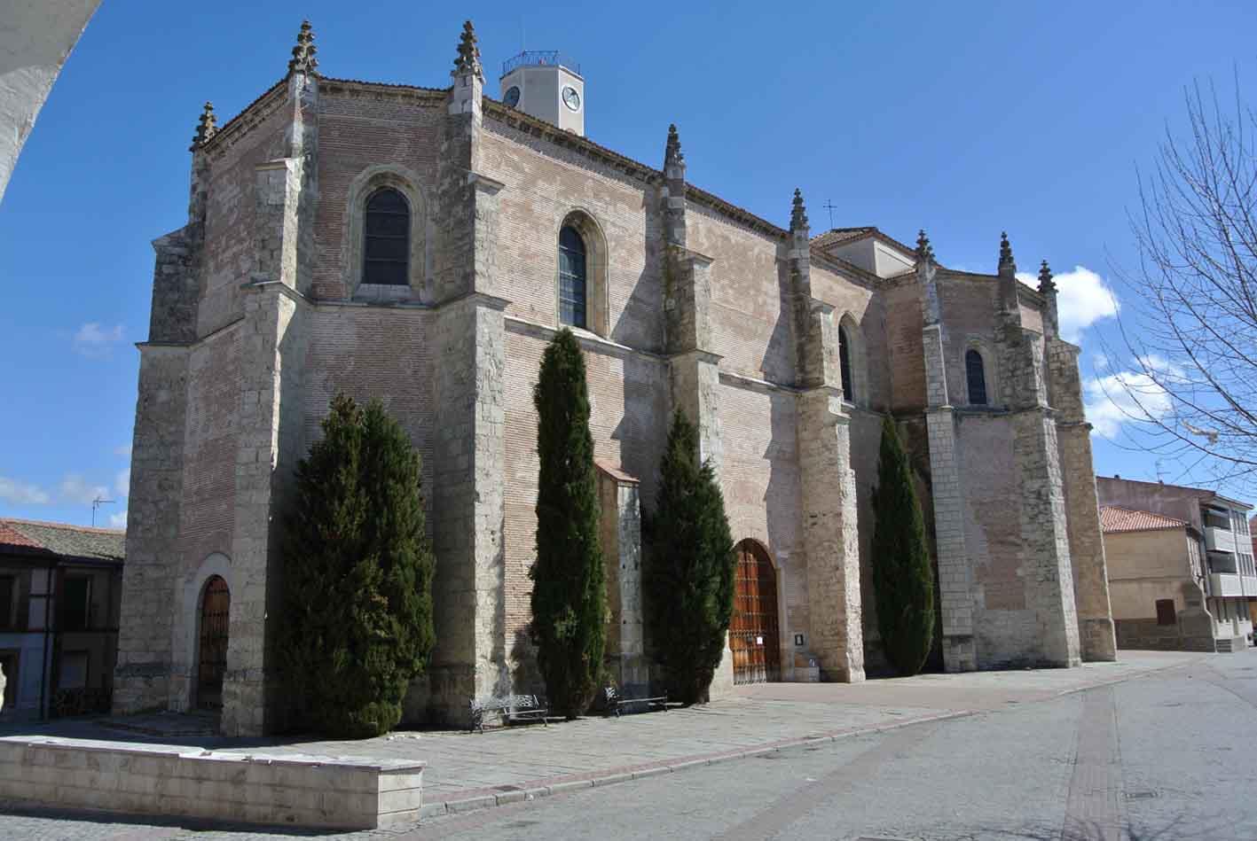 iglesia-de-Santa-María-la-Mayor-coca